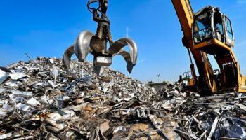 Стоимость металлолома в Британии резко упала