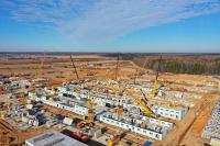 Северсталь Дистрибуция поставила металлопродукцию для строительства быстровозводимой больницы в Новой Москве