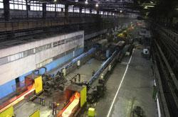 Прокатный стан БМК претерпел капитальный ремонт