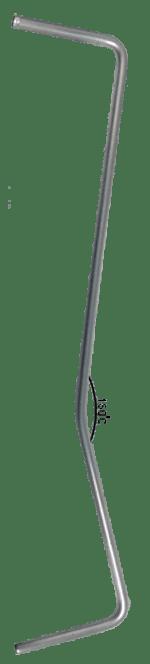 Скоба для крепления бамбука 103